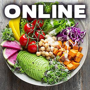 image for a ONLINE CLASS! Vegetarian Dishes For Everyone with Chef Jill Garcia Schmidt
