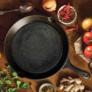 image for a Cast Iron Skillet Cooking featuring Southern Flavors with Chef Richard McPeake