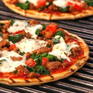 image for a (No Longer Available) Pizza On The Grill with Chef Todd Johns