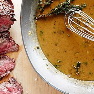 image for a A Chef's Secrets to Seared Meats, Pan Sauces & Risotto