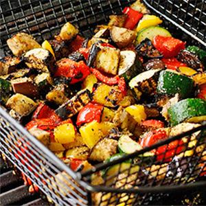 image for a (No Longer Available) Cooking From the Farmers Market - Summer Grilled Meal From The Garden