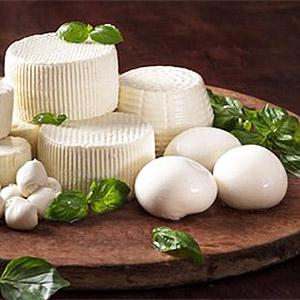 image for a It's Easy To Be Cheesy! Learn to Make Fresh Mozzarella and Ricotta