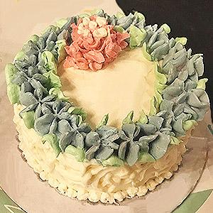 image for a Cake Decorating: Basic Techniques