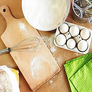 image for a Baking Essentials for the Home Cook with Chef Jill Garcia Schmidt