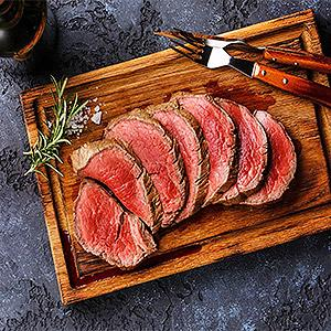 image for a Couples Cook A Romantic Chateaubriand Dinner For Two