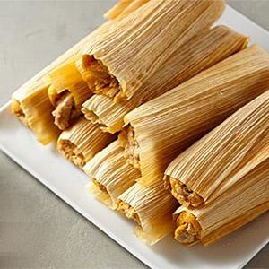 image for a (Moved From 10/14) Learn To Make Traditional Mexican Tamales & More!