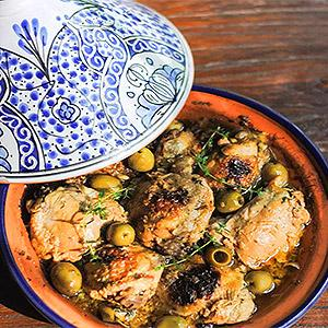 image for a Cooking at the Kasbah: Moroccan Cuisine