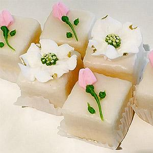 image for a Miniature Temptations: Perfect Little Petit Fours