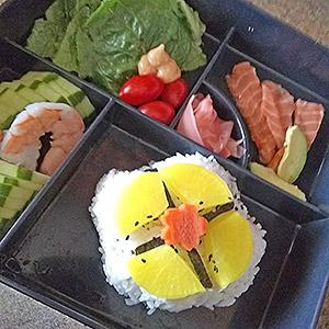 image for a Lessons In The Japanese Obento Box