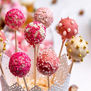 image for a Learn To Make Cake Pops