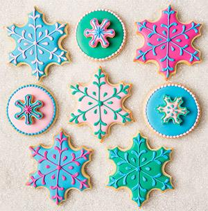 image for a A Very Merry Holiday Cookie Decorating Class (Class Added on Wed 12/16)