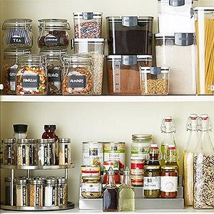 image for a From Pantry to Pan– How To Build & Cook From A Well-Stocked Pantry