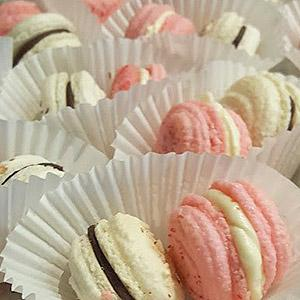 image for a (Classes Added on 6/18, 7/16 & 8/26) French Macarons
