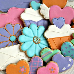 image for a Cookie Decorating: Piping, Flooding & Other Cool Techniques