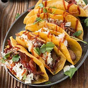 image for a A Bad-Ass Saturday Night BBQ Taco Party!