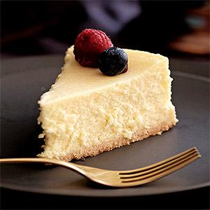 image for a Classic Custards, Cheesecake & Pot de Crème with Pastry Chef Natasha Goellner