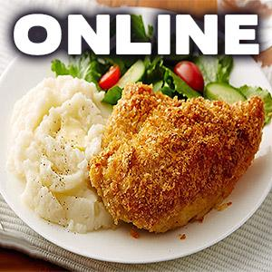 image for a ONLINE CLASS! Fried & True: Best Fried Chicken Dinner, Ever! with Chef Richard McPeake