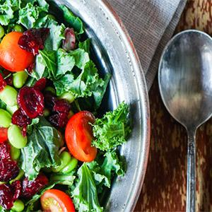 image for a Farmers' Market Fresh: Super Salads & Vibrant Dressings with Chef LaDonna Johnson