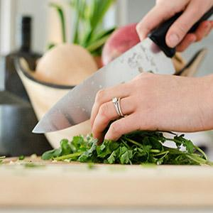 image for a Basics of Cooking: A Cooking Class for Absolute Beginners with Chef Erik Sharp
