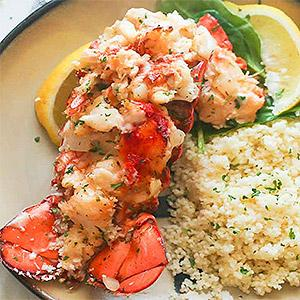 image for a Let's Cook An Elegant Lobster Thermidor Dinner