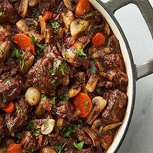 image for a Cook Like Julia!... featuring Beef Bourguignon & More!