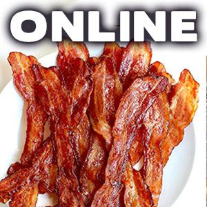 image for a ONLINE CLASS! Bacon Palooza! with Chef Jill Garcia Schmidt