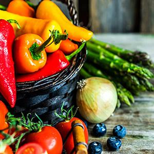 image for a Cooking Fresh Seasonal Produce From the Farmers' Market with Chef Gary Hild