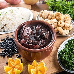 image for a (No Longer Available) Beautiful Brazilian Fare ... featuring Feijoada Completa