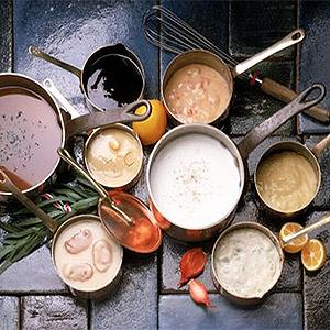 image for a Classic & Contemporary Sauce-Making: The Mother Sauces with Chef Jesse Vega
