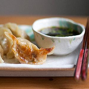 image for a Crazy Happy Dumplings & Other Asian Treasures