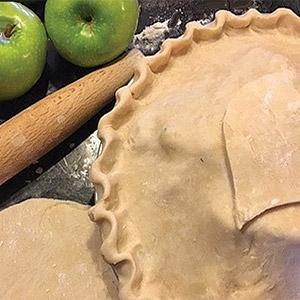 image for a The Perfect Apple Pie