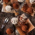 The image for (No Longer Available) Handmade Chocolate Truffles-The Perfect Holiday Sweet Treat