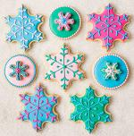 The image for A Very Merry Holiday Cookie Decorating Class!