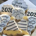The image for Li'l Kids (5-8): A New Year's Eve Cookie Decorating Party for Little Kids!