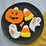 The image for Creative Cookie Decorating featuring Fall & Halloween Designs!