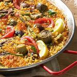 The image for A Festive Paella Cooking Party with Chef Dana Holland