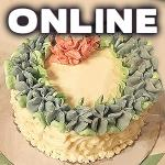 The image for (No Longer Available) ONLINE CLASS! Cake Art Master Class #3: Basic Cake Decorating Techniques