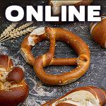 The image for ONLINE CLASS! Auntie Jill's Homemade Soft Pretzels