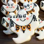 The image for A 'Ghostly Gathering' Cookie Decorating Workshop