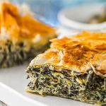 The image for A Big, Fat Greek Baking Class featuring Baklava & Spanakopita with Pastry Chef Erik Sharp