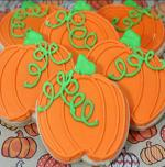 The image for Junior Chefs: Cookie Decorating for Kids – Fun Fall Designs
