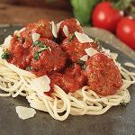 The image for Junior Chefs in the Kitchen (9-14):  Mama Mia! Kids Cook Handmade Spaghetti & Meatballs