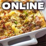 The image for ONLINE CLASS: A Festive Brunch For the Bunch with Chef Jill Garcia Schmidt