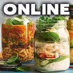 The image for ONLINE CLASS: Easy-Peasy Non-Refrigerated Box Lunches with Chef Jill Garcia Schmidt