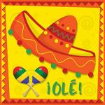 The image for Junior Chefs: Kids Learn To Make Authentic Mexican Cuisine – Ole! - Xmas Gift Idea!