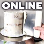 The image for (No Longer Available) ONLINE: Tiered & Stacked Cake Building & Crumb Coating Techniques