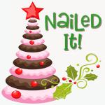The image for Let's 'Nail It' It Today! An Intensely Serious (or Not) Holiday Cake Decorating Competition