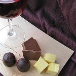 The image for The Wine-y Girls' Wine Club: How To Pair Wine, Cheese & Chocolate for Holiday Entertaining