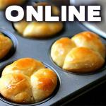 The image for ONLINE CLASS! Perfecting Dinner Rolls with Chef Jill Garcia Schmidt