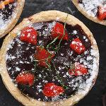 The image for Ooh La La! Sweet & Savory French Tarts